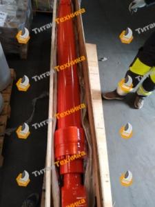 Гидроцилиндр рукояти для экскаватора Doosan DX340LC Титан Техника