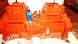 Гидравлический насос Kawasaki K3V112DTP-1M9R-9CA9 Титан Техника