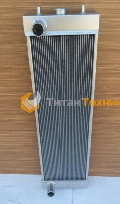 картинка Радиатор водяной для экскаватора Hitachi ZX210LCK-3 от Титан Техники