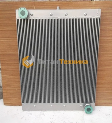 картинка Радиатор масляный для экскаватора Doosan DX420LC от Титан Техники
