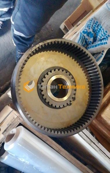 картинка Зубчатое кольцо в сборе JCB JS220 от Титан Техники