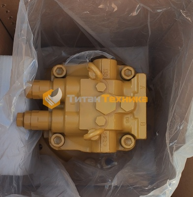картинка Гидромотор поворота для экскаватора Case CX210 от Титан Техники