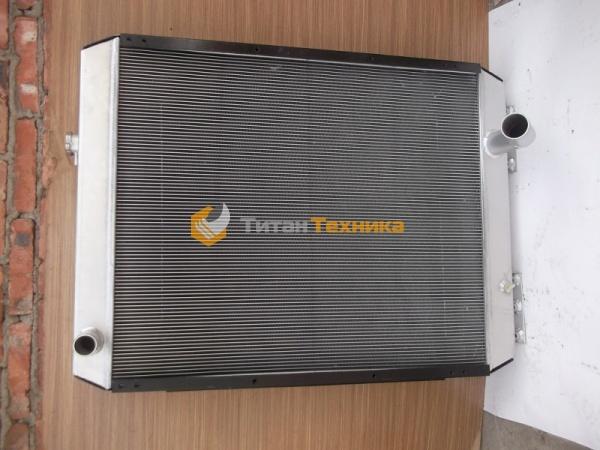 картинка Радиатор водяной для экскаватора Hyundai R290LC от Титан Техники