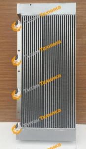 Радиатор масляный для экскаватора JCB JS330 Титан Техника