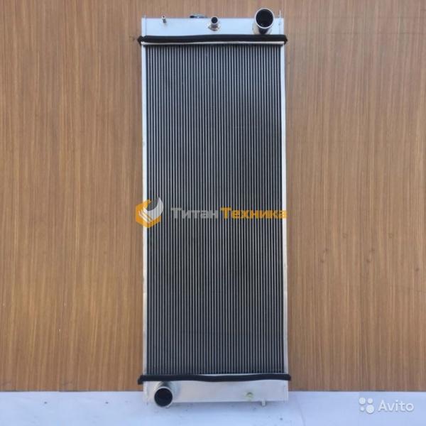 картинка Радиатор водяной для экскаватора Doosan DX420LC-5 от Титан Техники