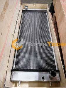 картинка Радиатор водяной для экскаватора Caterpillar 329D от Титан Техники