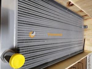 Радиатор водяной для экскаватора JCB JS330 Титан Техника