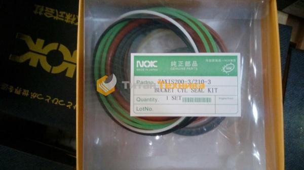 картинка Ремкомплект гидроцилиндра ковша NOK ZX210-3 от Титан Техники