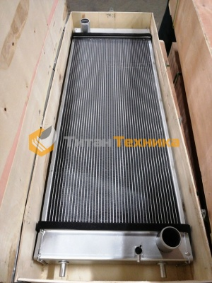 картинка Радиатор водяной для экскаватора Caterpillar 323D от Титан Техники