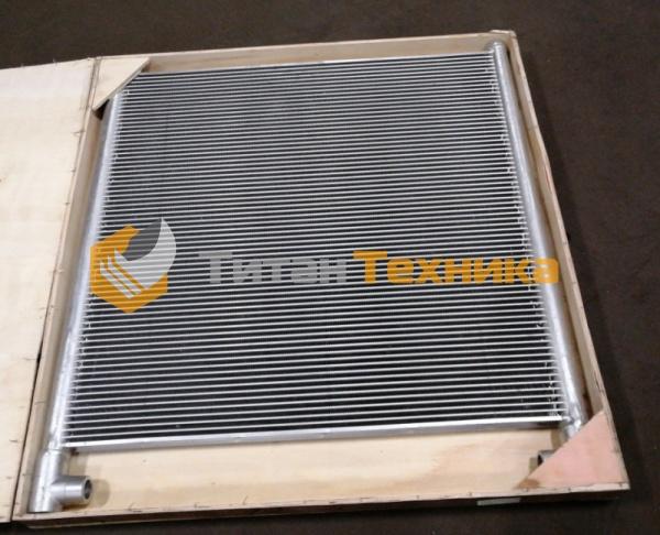 картинка Радиатор водяной для экскаватора Hitachi ZX330 от Титан Техники