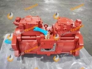 Гидравлический насос Kawasaki K3V112DT-1G4R-9C12-1 Титан Техника