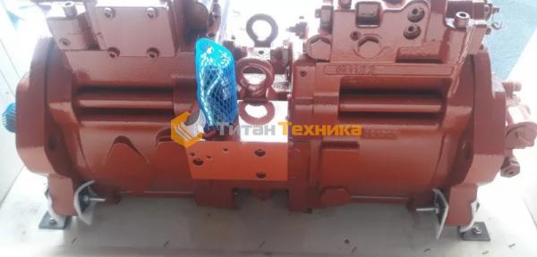 картинка Гидравлический насос для экскаватора Hyundai R170W-7 от Титан Техники