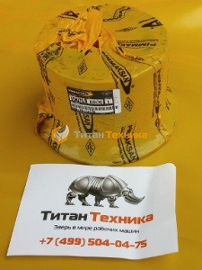 картинка Втулка ковш-тяга для экскаваторов Komatsu РС200-7 от Титан Техники