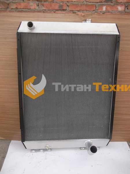 картинка Радиатор водяной для экскаватора Hyundai R250LC-3 от Титан Техники