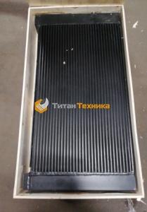 Радиатор масляный для экскаватора JCB JS240 Титан Техника