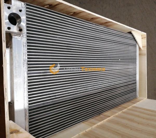 картинка Радиатор масляный для экскаватора Caterpillar 330D от Титан Техники