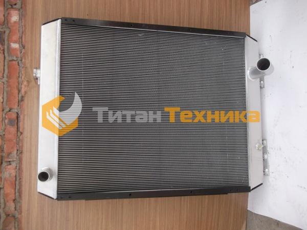 картинка Радиатор водяной для экскаватора Hyundai R210LC-3H от Титан Техники