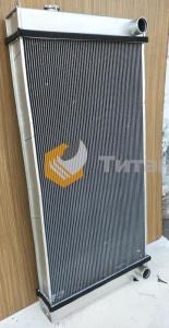 картинка Радиатор водяной для экскаватора Hitachi ZX470LCH-3 от Титан Техники
