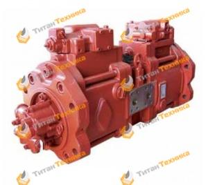 Гидравлический насос для экскаватора Doosan DX300LC Титан Техника