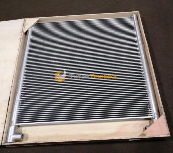 картинка Радиатор масляный для экскаватора Hitachi ZX350LCK от Титан Техники