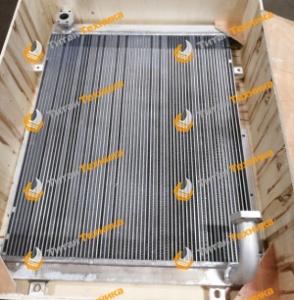Радиатор масляный для экскаватора Doosan S300LC-V Титан Техника