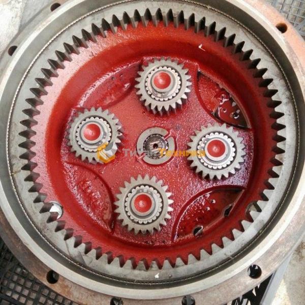картинка Комплект крышки JCB JS220 от Титан Техники