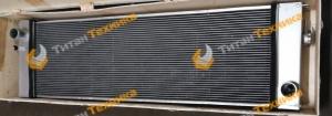 Радиатор водяной для экскаватора Doosan DX520LC Титан Техника