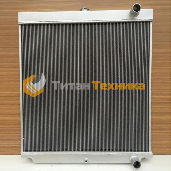 картинка Радиатор водяной для экскаватора Hitachi ZX210LCK от Титан Техники