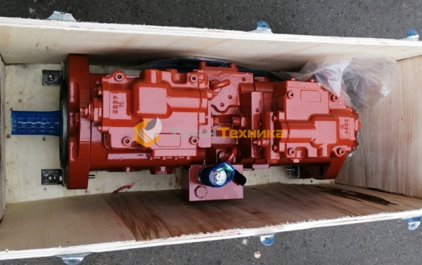 картинка Гидравлический насос Kawasaki K3V112DTP-1Q9R-9N1T от Титан Техники
