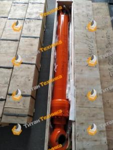 Гидроцилиндр ковша для экскаватора Doosan DX340LC Титан Техника