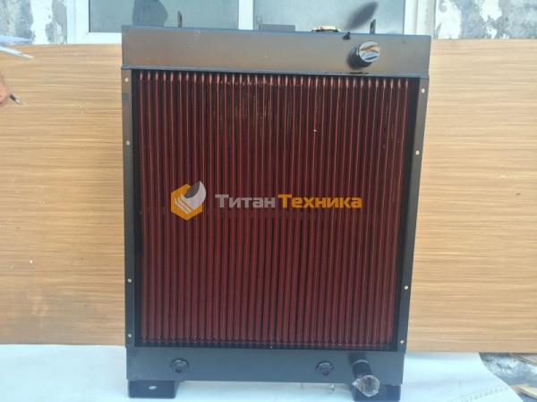 картинка Радиатор водяной для экскаватора Komatsu D65PX-12 от Титан Техники