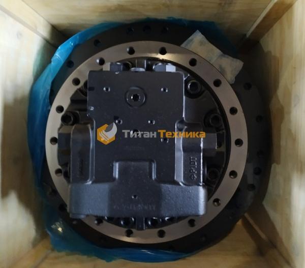 картинка Редуктор хода с гидромотором для экскаватора Komatsu PC200-7 от Титан Техники