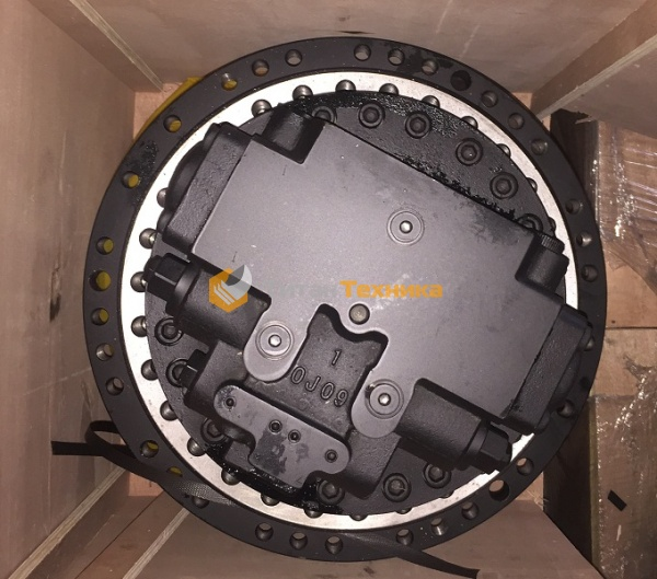 картинка Редуктор хода для экскаватора Hyundai R210LC-7 от Титан Техники