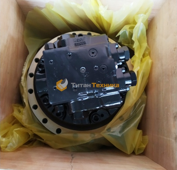 картинка Редуктор хода в сборе с гидромотором для экскаватора Doosan S340LC-V от Титан Техники
