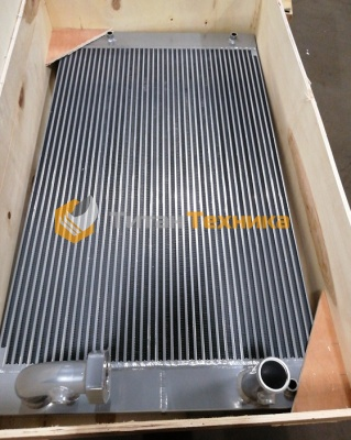 картинка Радиатор масляный для экскаватора Hyundai R290LC-7 от Титан Техники