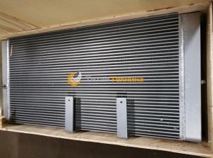 Радиатор масляный для экскаватора JCB JS360 Титан Техника