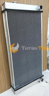 картинка Радиатор водяной для экскаватора Hitachi ZX450-3 от Титан Техники