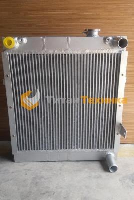 картинка Радиатор водяной для экскаватора Komatsu WB91R от Титан Техники