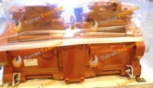 Гидравлический насос Kawasaki K5V140DTP-1N9R-9N07-V Титан Техника