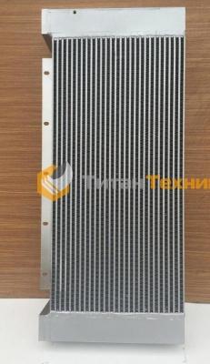 картинка Радиатор масляный для экскаватора JCB JS220LR от Титан Техники