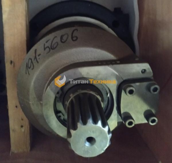 картинка Гидромотор редуктора хода для экскаватора Hyundai R210LC-7 от Титан Техники