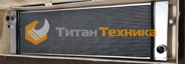картинка Радиатор водяной для экскаватора Doosan DX520LC от Титан Техники