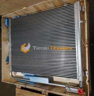 картинка Радиатор масляный для экскаватора Komatsu PC200-7 от Титан Техники