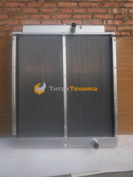картинка Радиатор водяной для экскаватора Hyundai R450LC-3A от Титан Техники