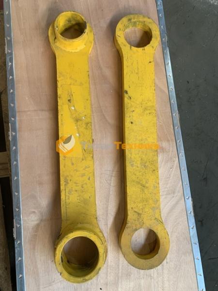 картинка Комплект боковых тяг трапеции ковша правая, левая для экскаватора JCB JS220 от Титан Техники