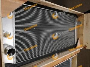 Радиатор водяной для экскаватора Caterpillar 320C Титан Техника