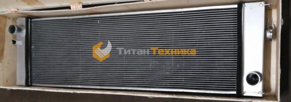 картинка Радиатор водяной для экскаватора Doosan DX500 от Титан Техники