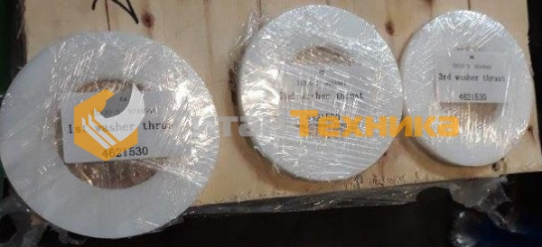 картинка 2-я шайба упорная для экскаватора Hitachi ZX330-3 от Титан Техники