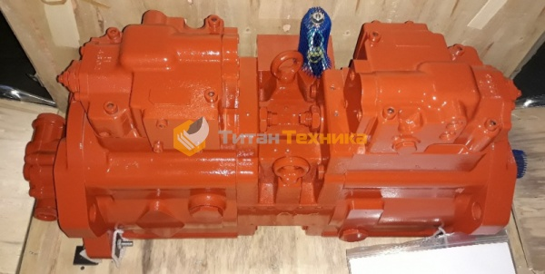 картинка Гидравлический насос для экскаватора Doosan S130W от Титан Техники
