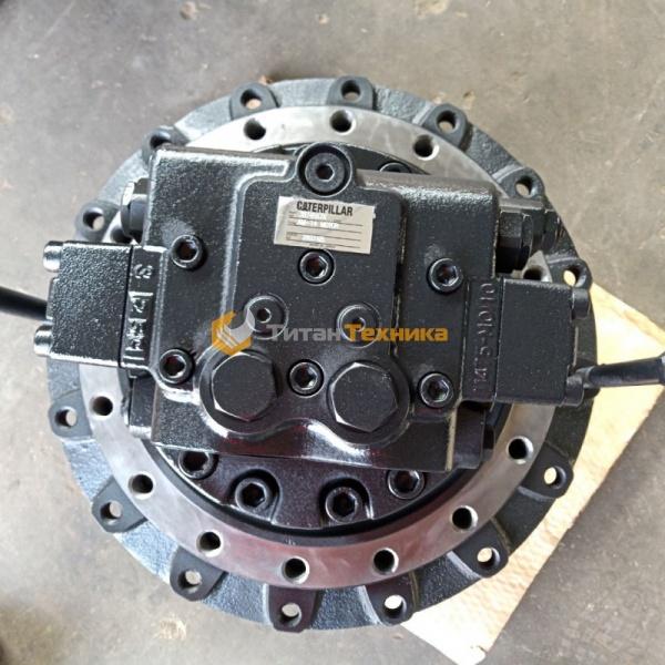картинка Редуктор хода в сборе с гидромотором для экскаватора Caterpillar 320C от Титан Техники